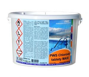 20 KG CHLOR TABLETY MAXI